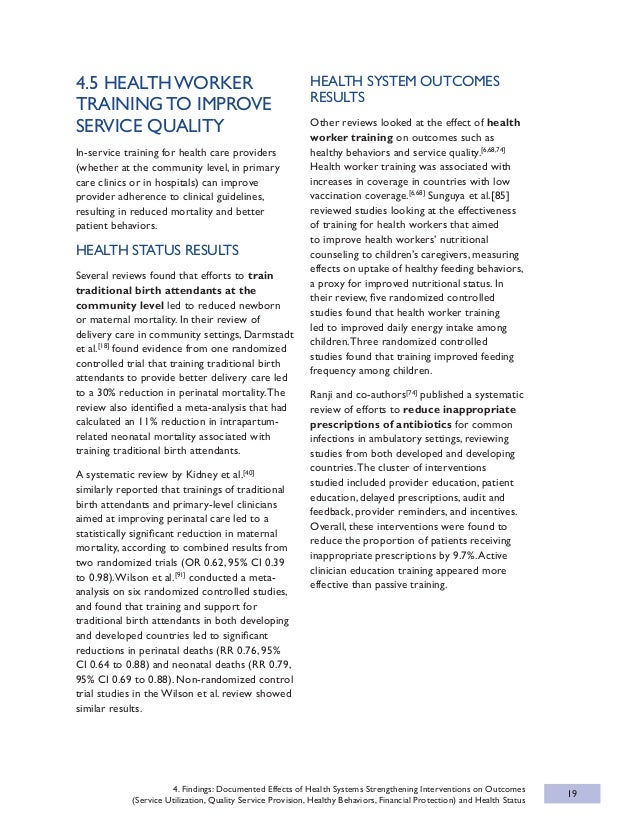 the influence of health insurance on the utilization and delivery of services essay Health care market consolidations: impacts on costs, quality and access  for purchasers of health services, and this trend will continue for the foreseeable future despite anti-trust.