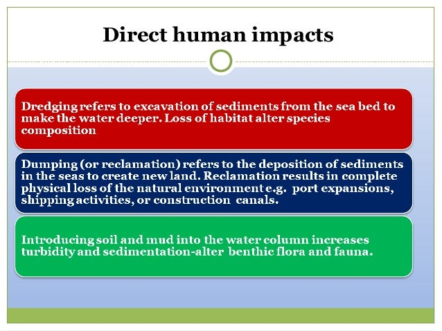 the human impact on the global An explanation of how we know that humans are the major cause of global warming about human-caused global of the impacts related to.