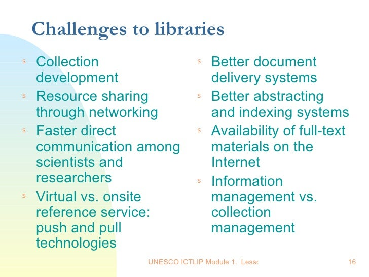 ict and impact on information availability Impact of information technology and role of libraries in the age of information and knowledge societies ict, information technology.