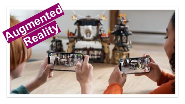 favoriot Augmented Reality
