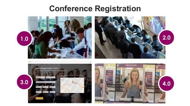 favoriot Conference Registration 1.0 3.0 2.0 4.0