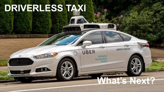 favoriot DRIVERLESS TAXI What's Next?