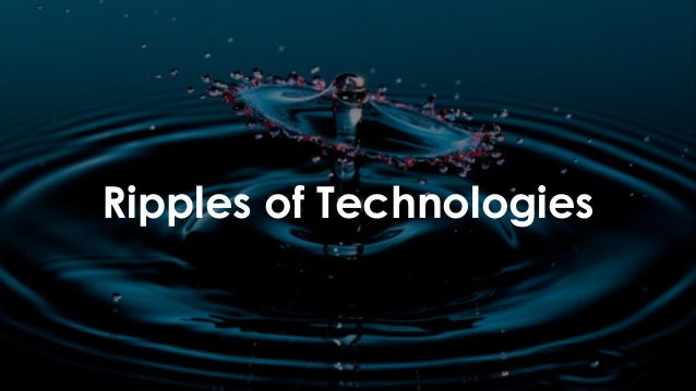 favoriot Ripples of Technologies