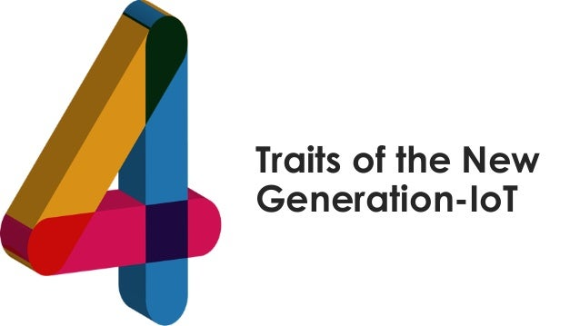favoriot Traits of the New Generation-IoT
