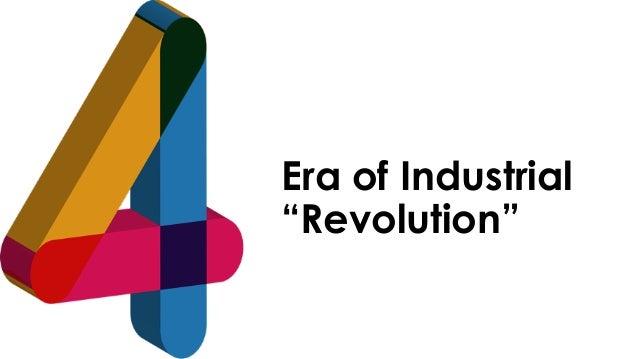 "favoriot Era of Industrial ""Revolution"""