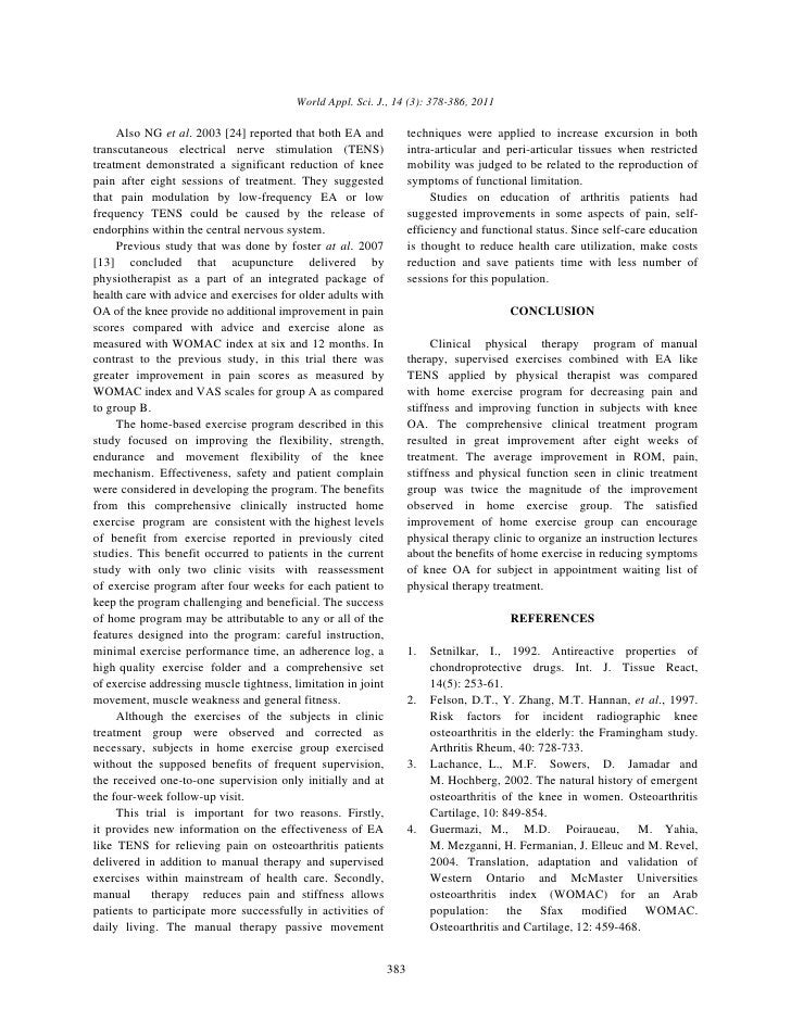 World Appl. Sci. J., 14 (3): 378-386, 2011     Also NG et al. 2003 [24] reported that both EA and              techniques ...