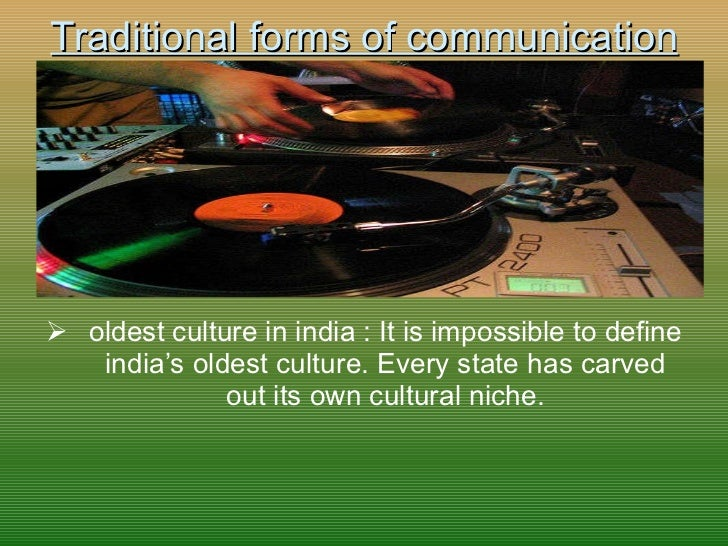 mass media culture Culture and mass media -- information and concepts 3 kinds of culture folk-- culture of the common people, generated spontaneously, passed along through personal contacts.