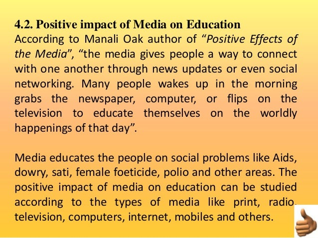 Need help writing my paper televisions impact on youth today