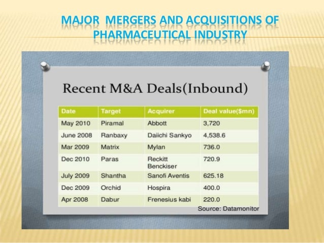 Merck medco vertical integration in the pharmaceutical industry