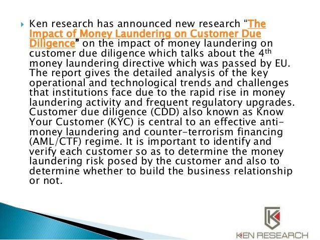 the negative impacts of money laundering Negative effect of money laundering on economic development: elements of money laundering, effects, economic development and the efcc by adeosun adesoji julius (author).