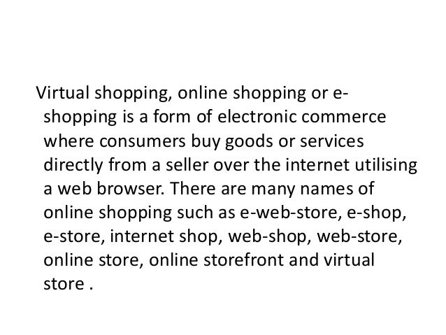 the positive effect of online shopping Determinants of repurchase intention in online shopping:  that customer e-trust has a positive impact on online purchase decision  that enhance the effect of e.