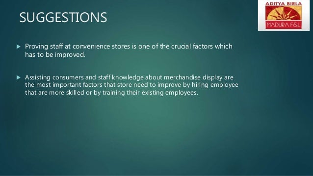 impact of store layout on customers Store design / store layout  treat any of their customers like they're all alike anymore, not just the millennials, especially now that the technology is .