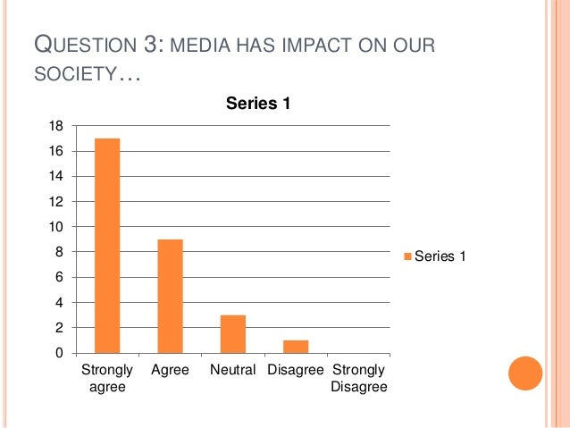the medias influence over our society Annette hills suggests in media risks: the social amplifications of the risk   suggests that the media can have an influence on our educational.