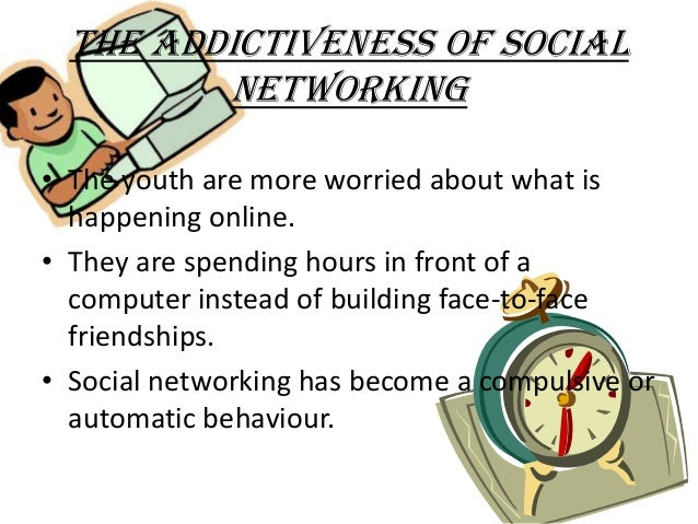 impact of social networking sites Daily overuse of these social networking sites tends to have a negative effect on the health of all students as it makes them more susceptible to various health problems in the future.