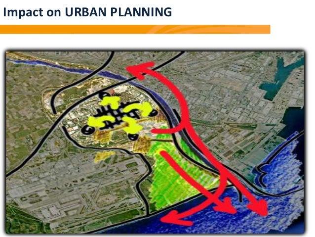 Impact on URBAN PLANNING
