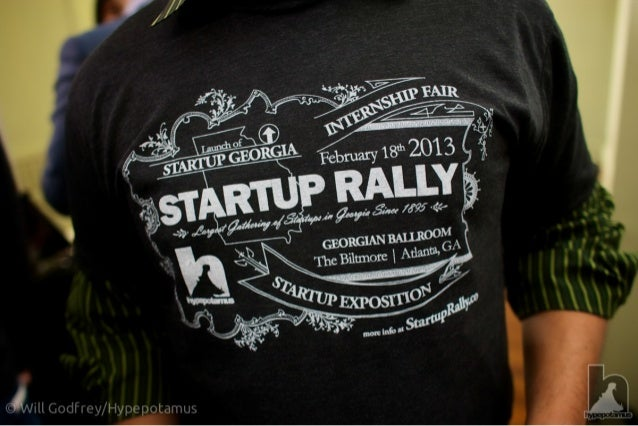 Startup Rally was the largest gathering of startups in Georgia since 1895. But, what impact did it make?
