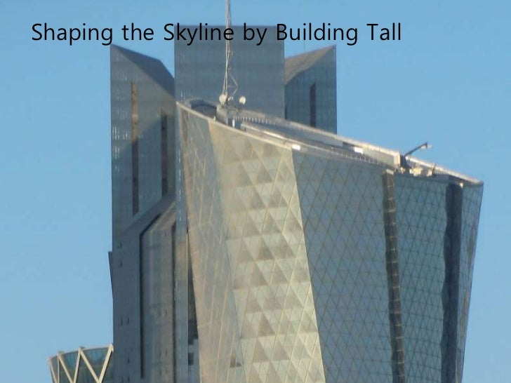 Creating Commercially and Culturally ViableBuildings• This can be achieved by  developing projects with a sense  of commun...