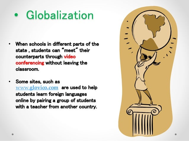 the impact of computers and technology on students and education For me the future of technology in education is the cloud all of these resources can be accessed via a student's computer, smartphone or tablet.