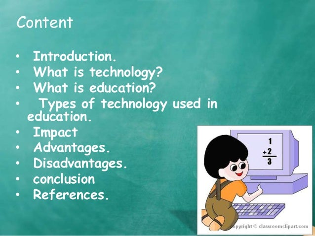 the growth and impact of technology in teaching and learning Learning and teaching through new technologies and open digital content   these actions reflect a growing realisation of the potential impact that new,.