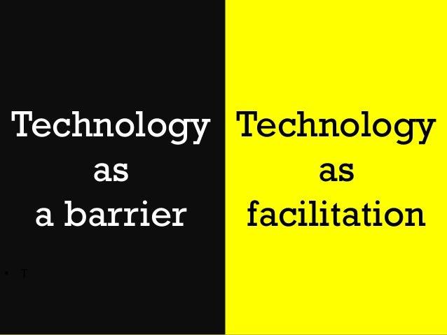 Impact of technology on narratives Slide 3