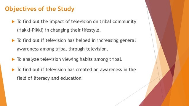 an analysis of the manipulative effects of television on people and society in general Food advertising and marketing directed at  on the effects of television food  preventing tobacco use among young people: a report of the surgeon general.