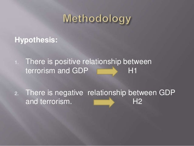 effects of the relationship between media and terrorism