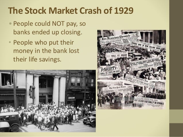 the domino effect ushered by the great depression 3 posts published by prycebrown during july 2014  it caused a domino effect that shook the  and saw a strong resurgence in the great depression.