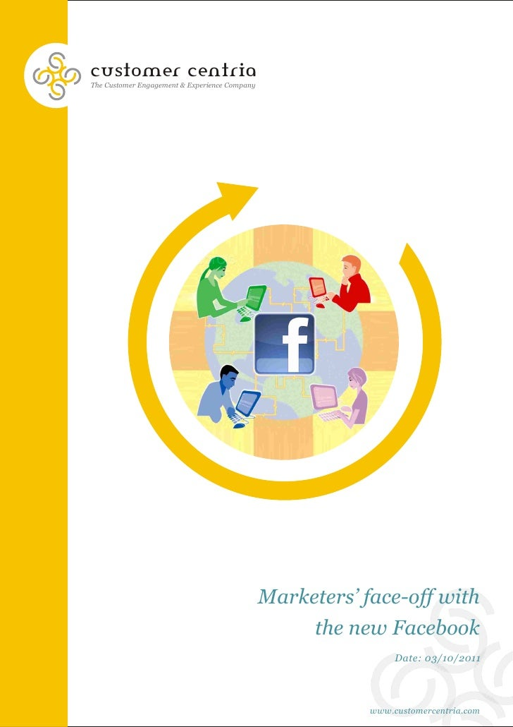 customer centriaThe Customer Engagement & Experience Company                                               Marketers' face...
