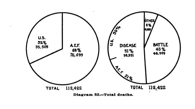 Impact of the spanish flu on military in wwi mcph