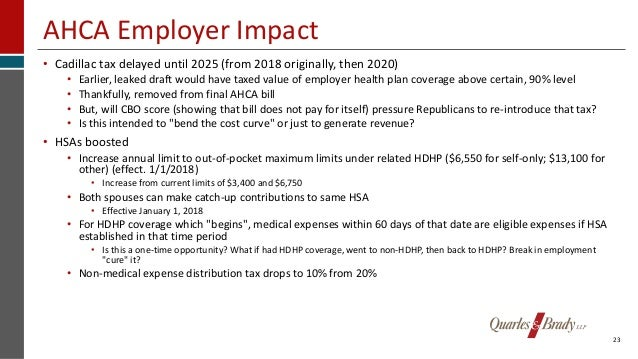 Impact of the Trump Administration's Policy Shifts on Employee Benefi…
