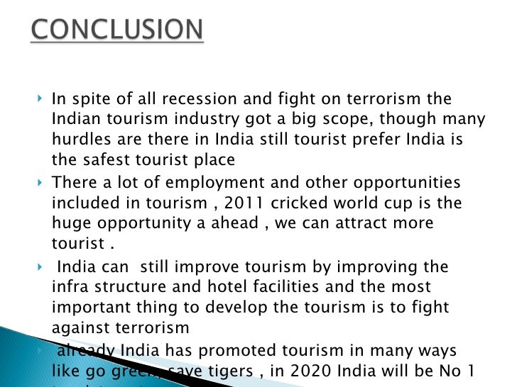 498 Words Essay on Indian tourism (free to read)