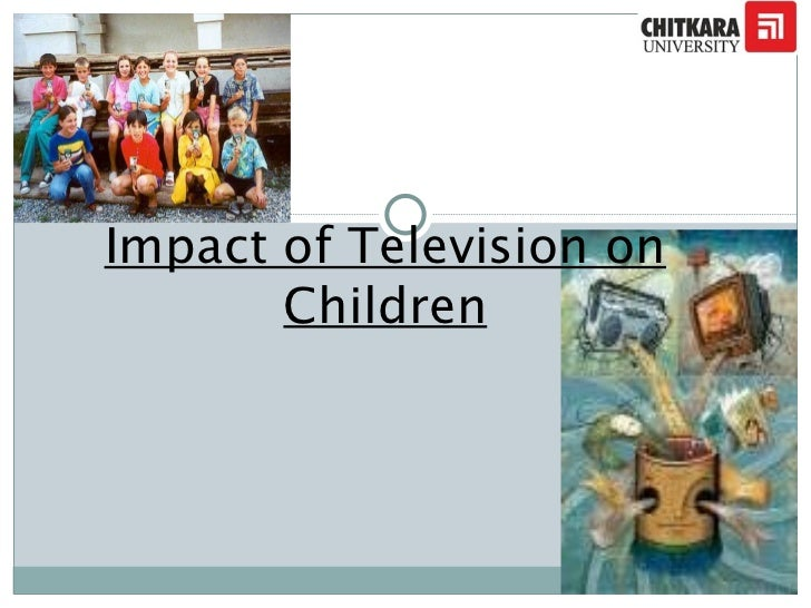 in hindi effects of television on children