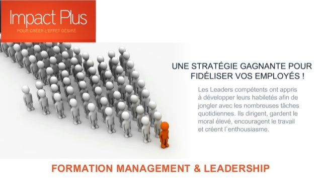 FORMATION MANAGEMENT & LEADERSHIP