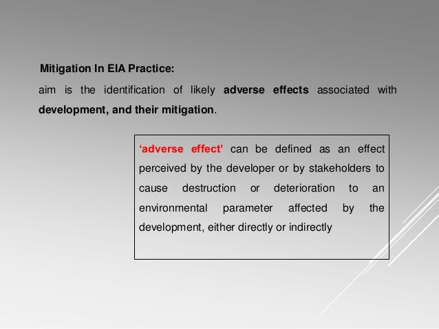 effects of prediction and evaluation in economics Evaluation of environmental degradation factors evaluation of environmental degradation factors for of environmental degradation factors for service life.