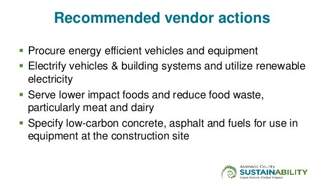 Thank you! Karen Cook | Sustainability Project Manager Alameda County | General Services Agency Karen.Cook@acgov.org | (51...