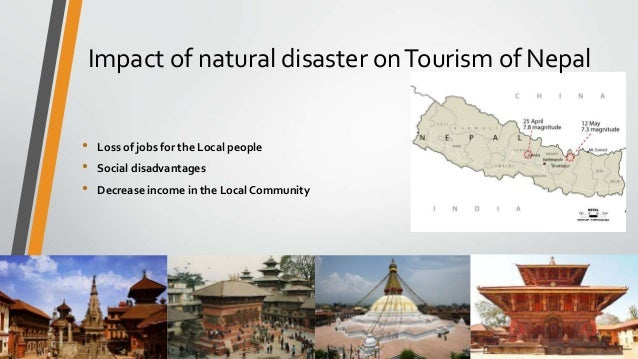 the impact of natural disasters on the tourism industry As an industry, there are several factors that have an impact on tourism both positively and negatively one such aspect is the natural disasters and climate changes that occur in a place unexpectedly.