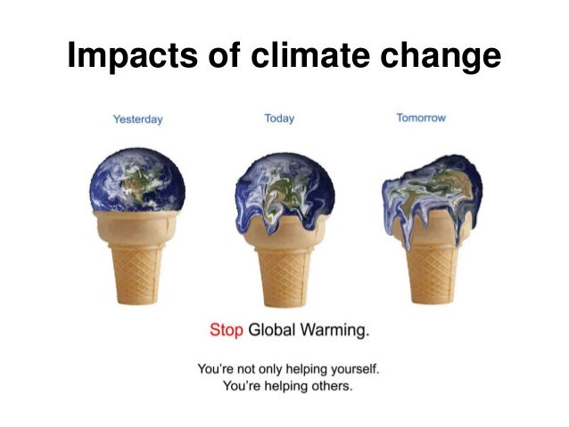 causes and impact of climate change pdf
