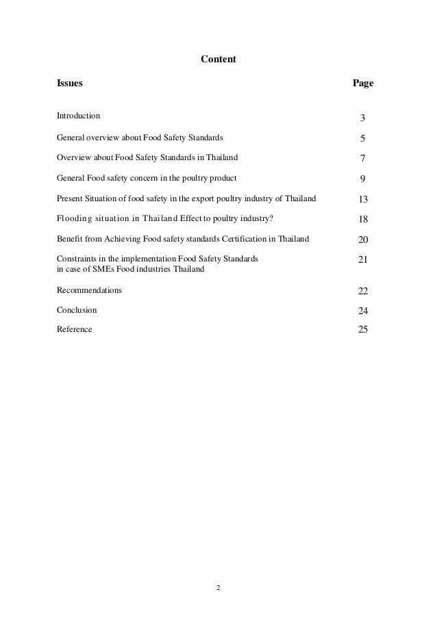Food Safety Case Studies - Infobase
