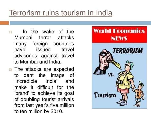 impacts of tourism on india This paper coins how tourism sector is significant for indian economy developing country like india tourism has become one of the major sectors of the economy, contributing to a large.
