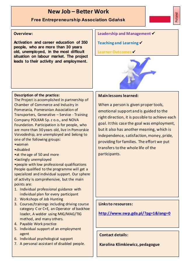 Leadershipand Management Teaching, Learningand AssessmentPractice Learner Outcomes 29 Mainlessons learned: When a person i...