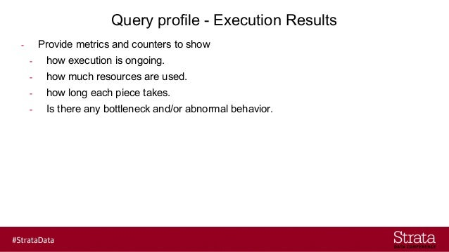 How to use Impala query plan and profile to fix performance issues