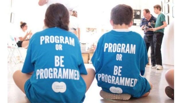 Impariamo a programmare per conoscere la tecnologia