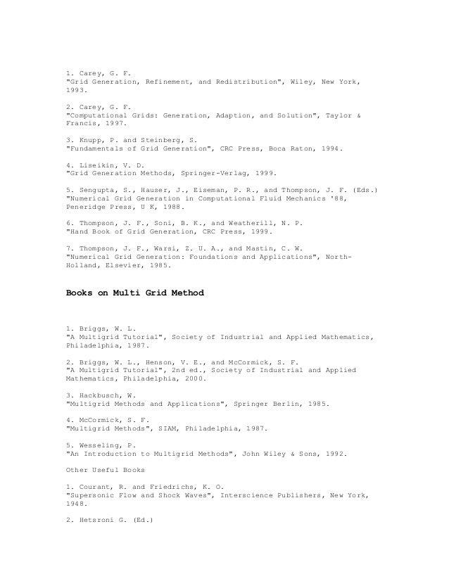 imp cfd books rh slideshare net Physics Solutions Manual solution manual computational fluid dynamics hoffman pdf