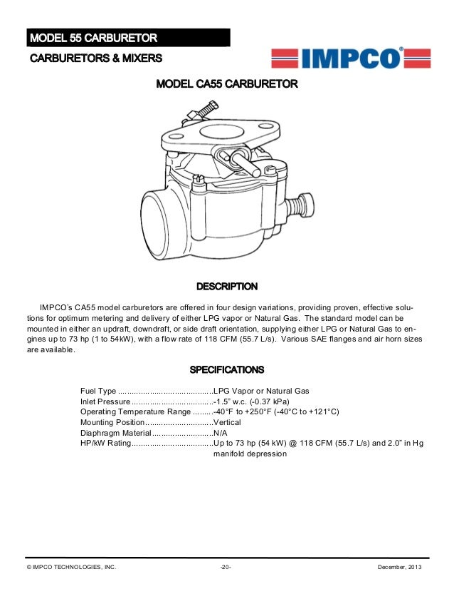 CARBURETOR CA55-596-2