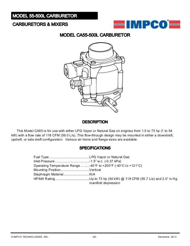 AT2-26 PROPANE THROTTLE BODY FOR CA55 CA 55 MIXER CARBURETOR PLATE
