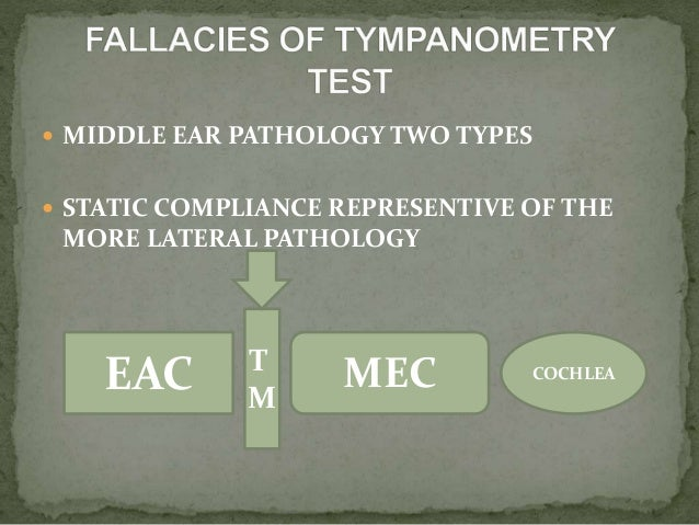 Impedance audiometry part2 Slide 2