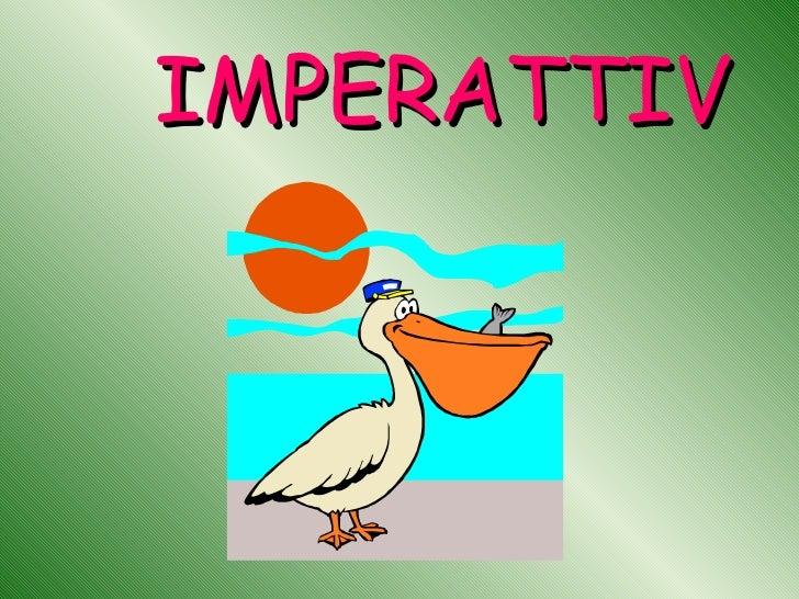 IMPERATTIV
