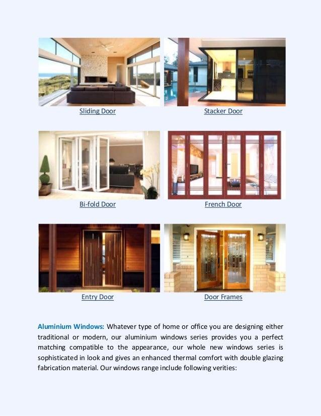premium quality aluminium doors  u0026 windows manufacturer in