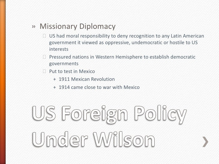 moral diplomacy essay Imperialism, progressivism, and moral diplomacy unit iii essay imperialism in  the dictionary means the policy of extending a nation's.