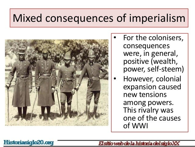 essay on imperialism and colonialism